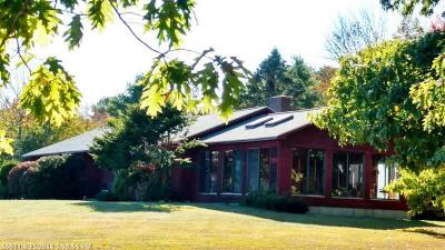 Hermon ME Single Family Home For Sale: $359,500