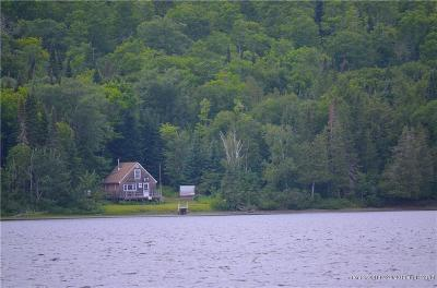 Portage Lake Single Family Home For Sale: 469 Cottage Road
