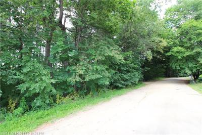Brewer Residential Lots & Land For Sale: 0 North Rd