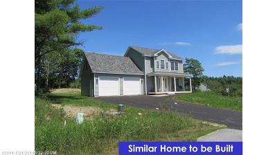 Windham Single Family Home For Sale: Lot #4 Highland Cliff Drive