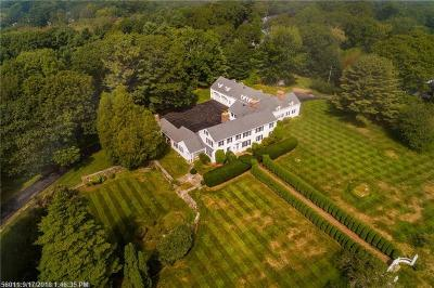York Single Family Home For Sale: 560 York St