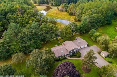 York Single Family Home For Sale: 50 Beech Ridge Rd