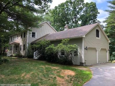 Standish Single Family Home For Sale: 29 River Meadows Dr