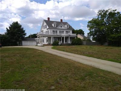 South Portland ME Single Family Home For Sale: $750,000