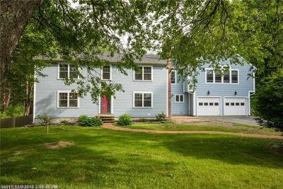 Kittery ME Single Family Home For Sale: $549,000