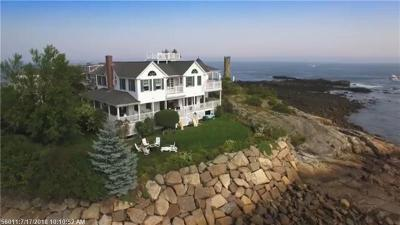 Ogunquit Single Family Home For Sale: 12 Harbor Ln