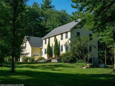 Eliot Single Family Home For Sale: 26 Sierra Ridge Rd