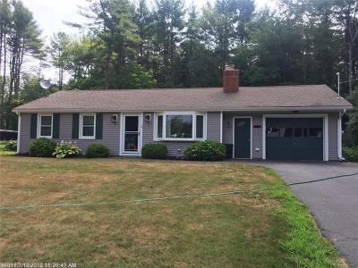 Eliot ME Single Family Home For Sale: $369,000