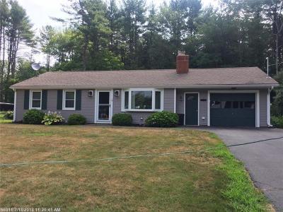 Eliot Single Family Home For Sale: 3 Laurel Ln