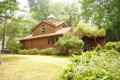 Ogunquit Single Family Home For Sale: 137 Captain Thomas Rd