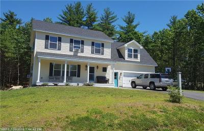 Windham Single Family Home For Sale: 85 Harvest Hill Rd
