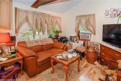 Wells Single Family Home For Sale: 58 Ridge Top Ln