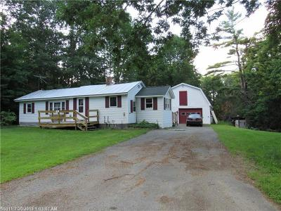 Single Family Home For Sale: 262 North Road