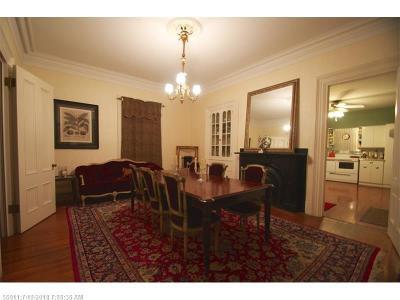 Bangor ME Single Family Home For Sale: $239,000