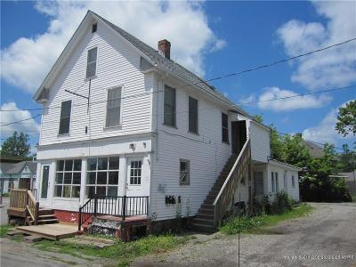 Bangor Multi Family Home For Sale: 547 Hammond Street