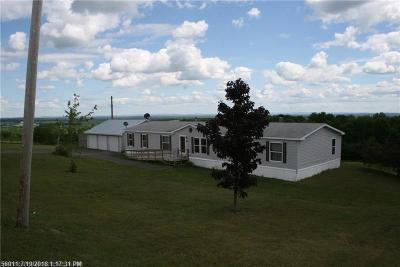 Mobile Home For Sale: 639 Front Ridge Rd