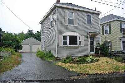 South Portland ME Single Family Home For Sale: $369,000