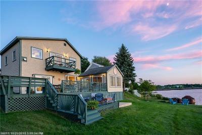 South Portland ME Single Family Home For Sale: $750,000