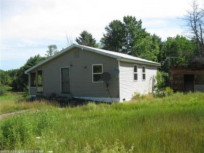 Single Family Home For Sale: Lot 6-7 Old Ave Road