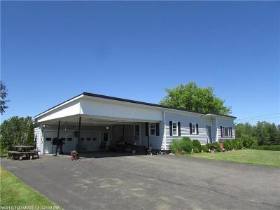 Hodgdon Single Family Home For Sale: 89 Calais Rd