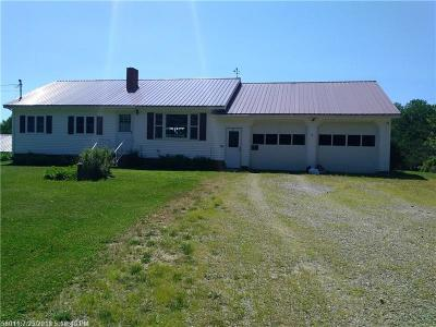 Lee Single Family Home For Sale: 87 Weir Pond Rd