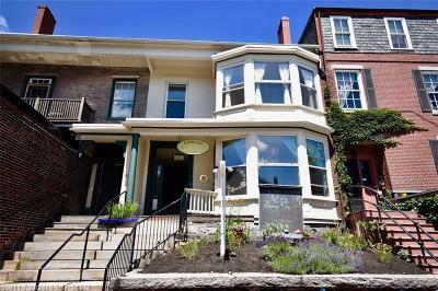 Portland ME Multi Family Home For Sale: $579,900
