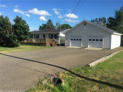 Presque Isle Single Family Home For Sale: 25 Strawberry Bank Rd