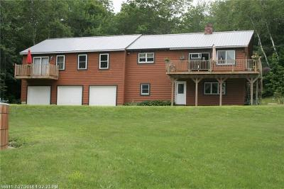 Single Family Home For Sale: 462 Bald Mountain Road