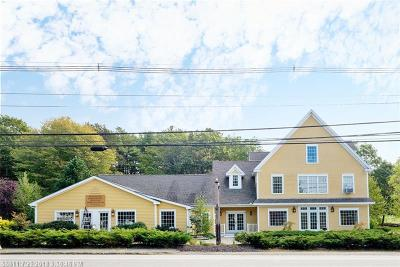 York Single Family Home For Sale: 1537 Us Route 1