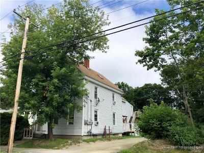 Bangor Multi Family Home For Sale: 190 Third Street