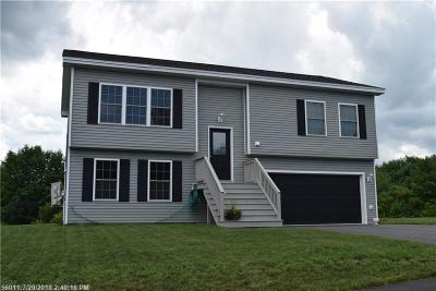 Windham Single Family Home For Sale: Lot 13 Meredith Dr