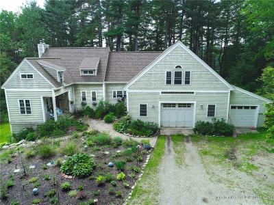Single Family Home For Sale: 12 Foggy Ridge Ln