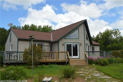 Single Family Home For Sale: 180 Village Rd