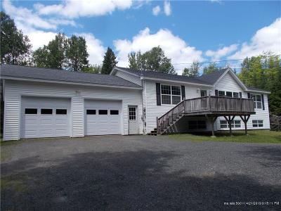 Mapleton Single Family Home For Sale: 88 Moose Ridge Rd