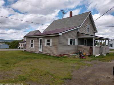 Linneus Single Family Home For Sale: 1200 Hodgdon Mills Rd