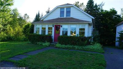 New Sweden Single Family Home For Sale: 410 Station Road