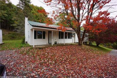 Single Family Home For Sale: 56 Swetts Pond Rd