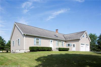 Bangor Single Family Home For Sale: 928 Essex St