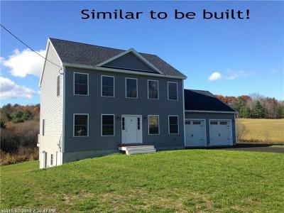 Limington Single Family Home For Sale: 1 Sokokis Ave
