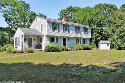 Windham Single Family Home For Sale: 320 Pope Rd