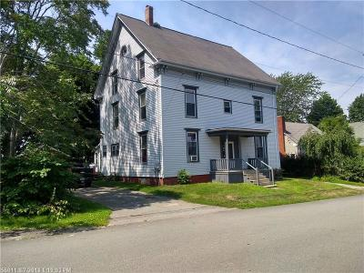 South Portland ME Multi Family Home For Sale: $400,000