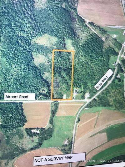 Fort Kent Residential Lots & Land For Sale: 99 Airport Road