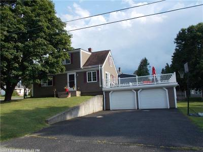 Presque Isle ME Single Family Home For Sale: $159,900