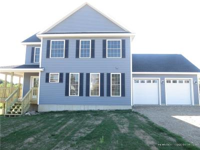 Single Family Home For Sale: Lot 8 Hemlock Ridge Drive