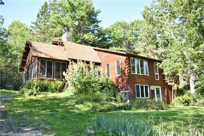 Single Family Home For Sale: 57 Blueberry Hill Rd