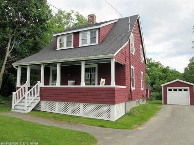Bangor Single Family Home For Sale: 31 Katahdin St