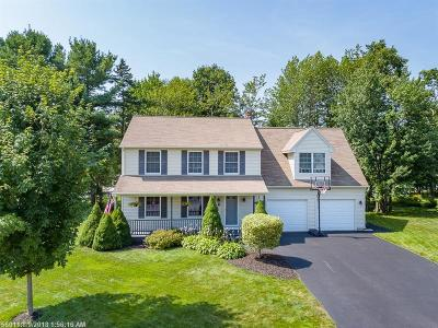 South Portland ME Single Family Home For Sale: $443,000