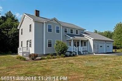 Wells Single Family Home For Sale: 1103 N Berwick Rd