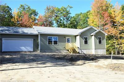 Windham Single Family Home For Sale: 15 Cole Rd