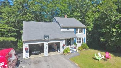 Windham Single Family Home For Sale: 22 Dakota Dr